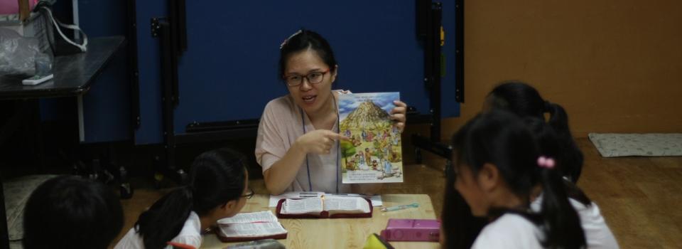 2014 여름성경학교