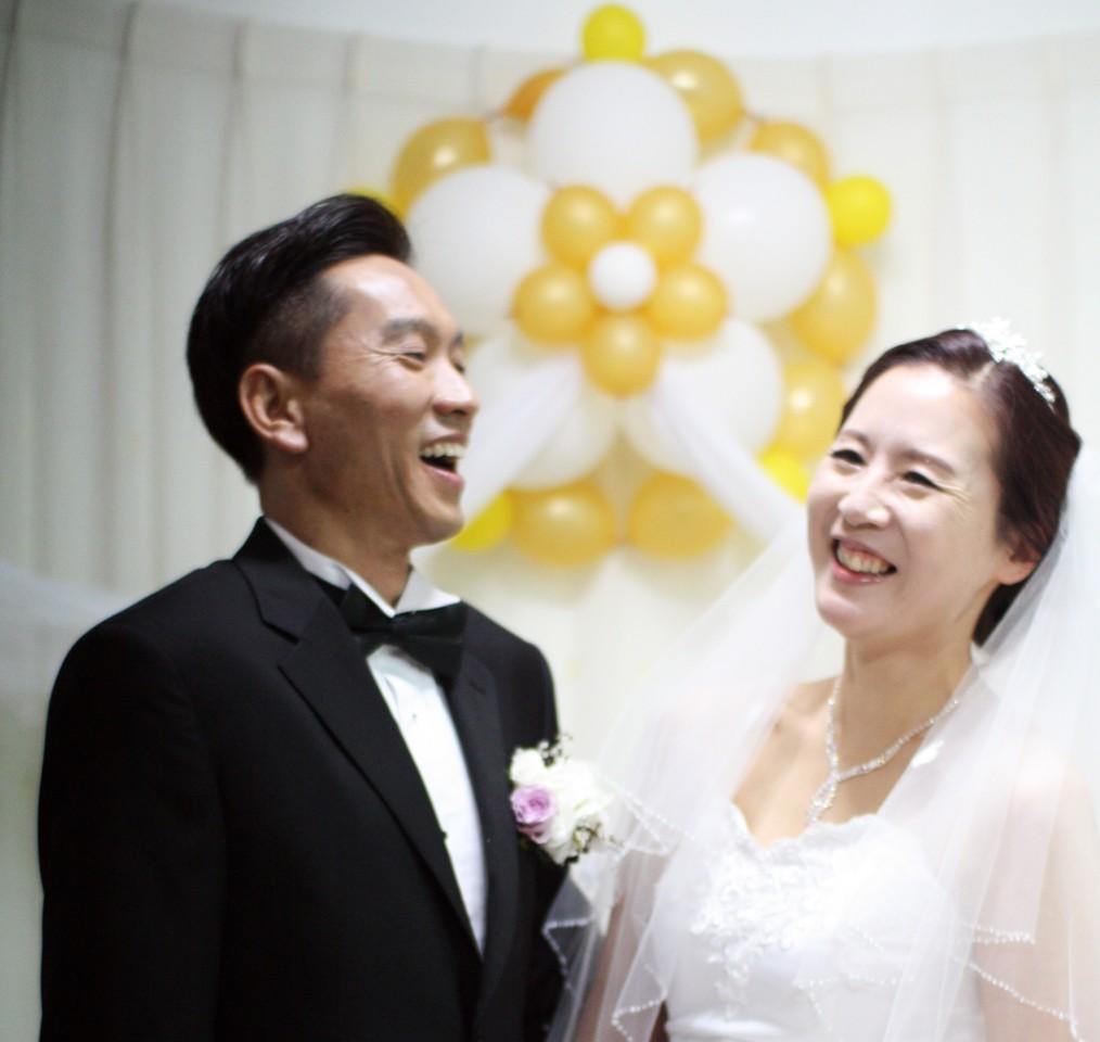 이해택 형제님과 박우연 자매님의 결혼식(14.09.06)